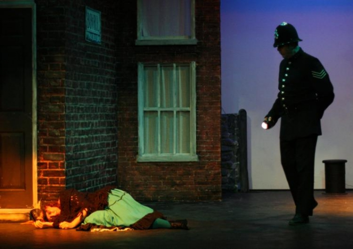 Jack the Ripper, the musical 4