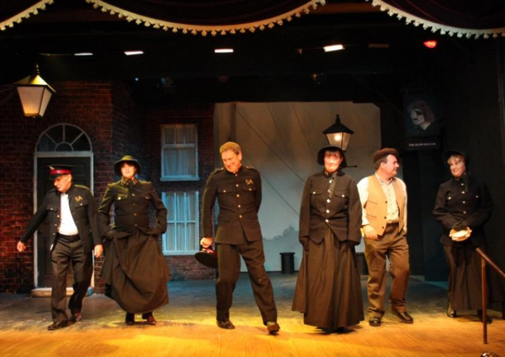 Jack the Ripper, the musical 13