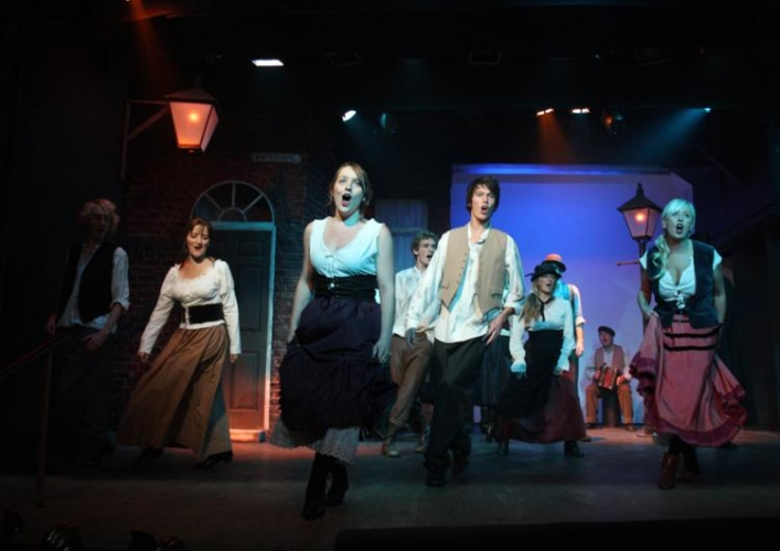 Jack the Ripper, the musical 14