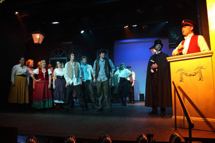 Jack the Ripper, the musical 15