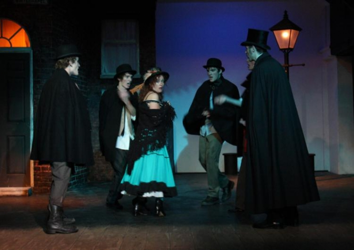 Jack the Ripper, the musical 17