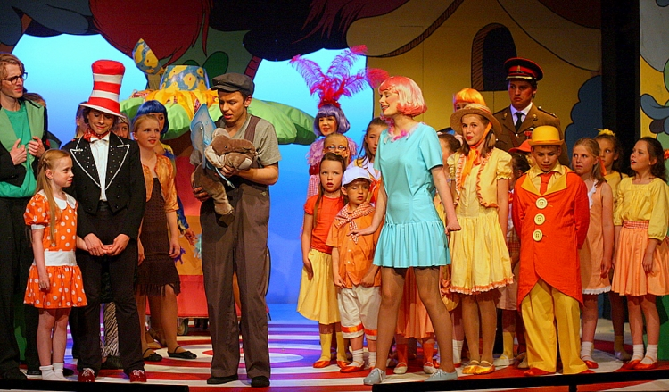 Seussical the Musical 6