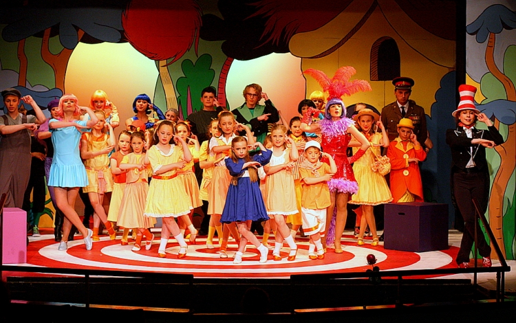 Seussical the Musical 8