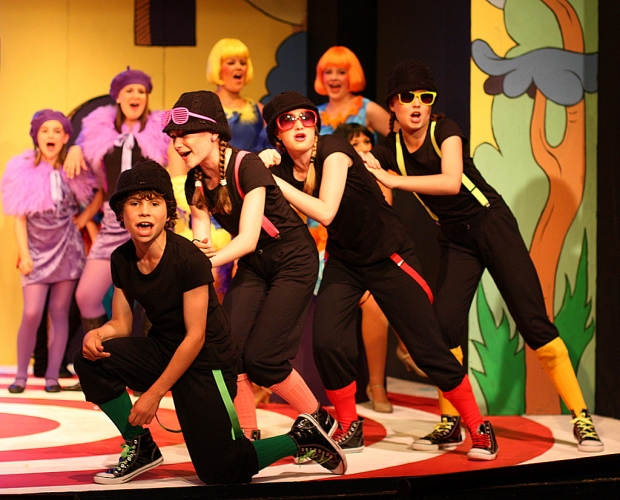Seussical the Musical 11