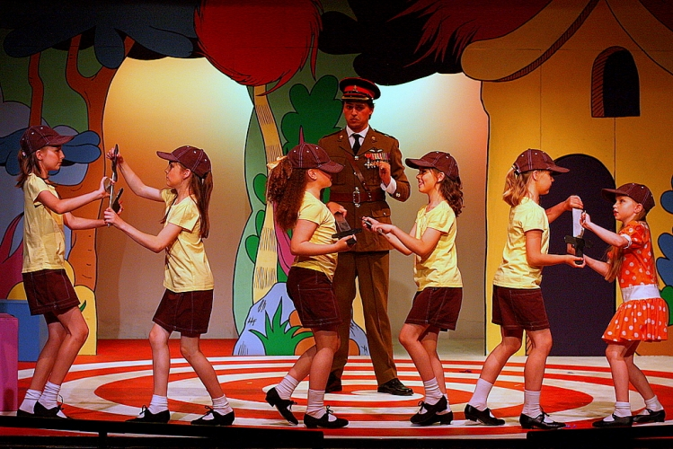 Seussical the Musical 18