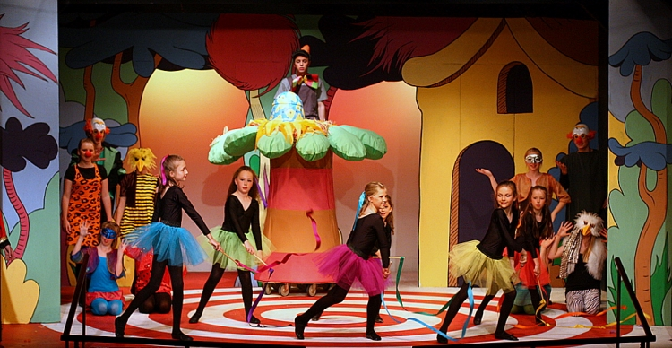 Seussical the Musical 22
