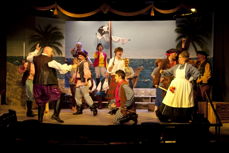 The Pirates of Penzance 50