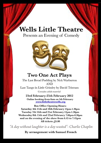 Two one-act plays