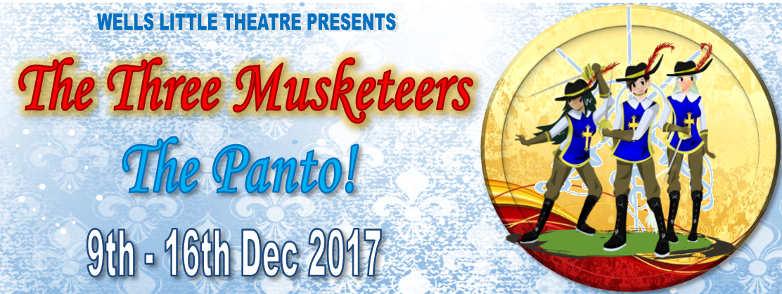 The Three Musketeers - The Panto!