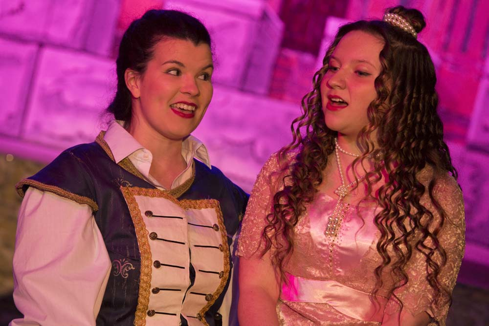 The Three Musketeers - The Panto! 10