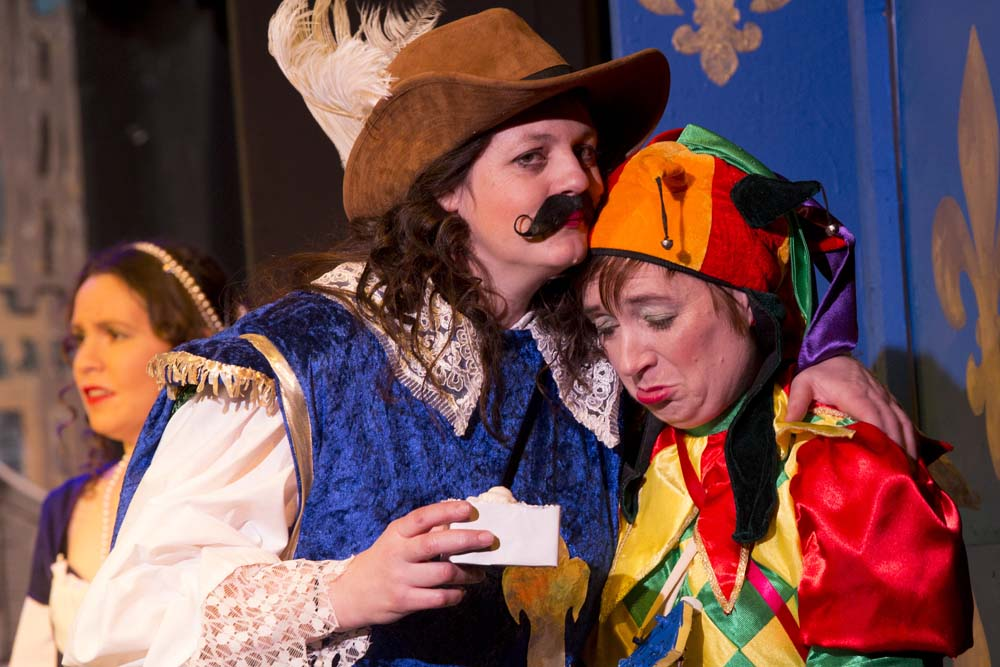 The Three Musketeers - The Panto! 18