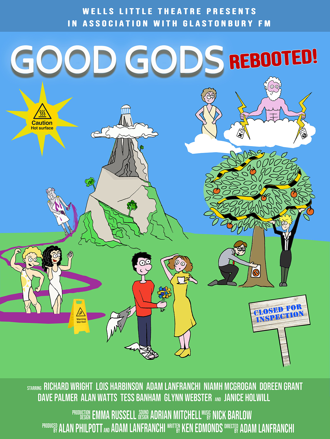 Good Gods Rebooted