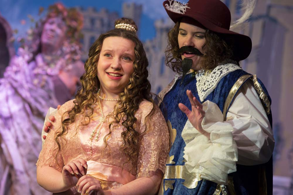 The Three Musketeers - The Panto! 29